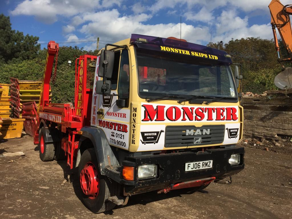 Commercial-Skip-Hire-Castle Brom